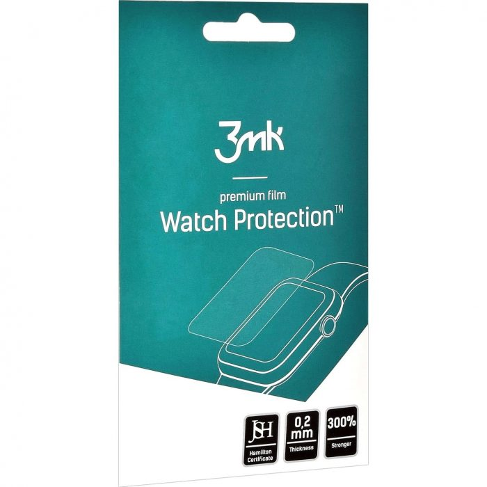 3mk watch protection samsung galaxy watch active 2 44mm [3 pack] - 3mk 5903108207683