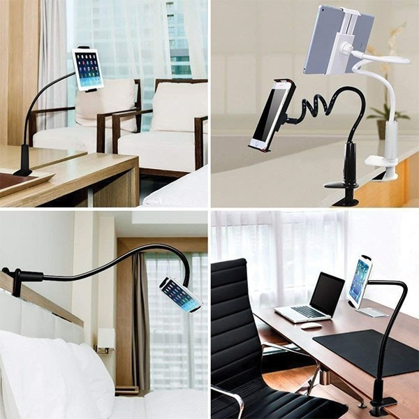 "awei desk holder x3 4"" - 10,5"" black - awei 6954284088916 4"