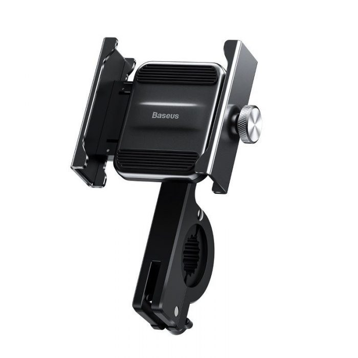 baseus knight motorcycle holder (applicable for bicycle) black - baseus 6953156210608 2 1