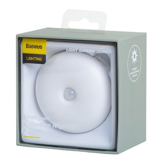"""baseus light garden series intelligent induction nightlight(no dry battery)warm light - baseus 6953156213876 5 1"