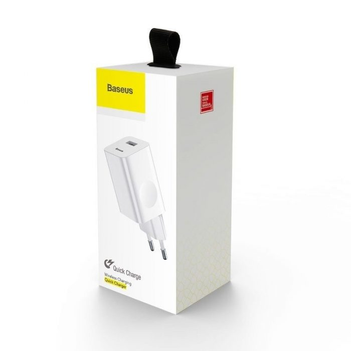 baseus quick charge 3.0 travel wall charger - baseus 6953156272446 8