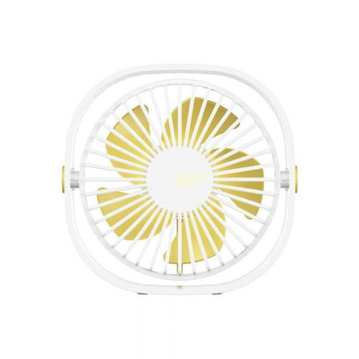 baseus mini desktop fan white - baseus 6953156273634 2 1