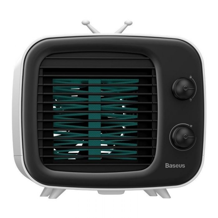 baseus time desktop evaporative cooler black&white - baseus 6953156290211 1 1