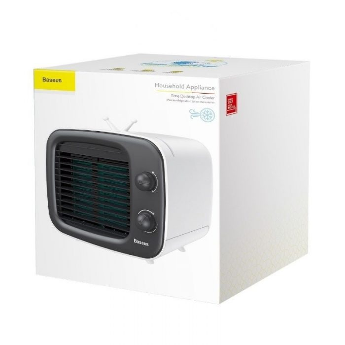 baseus time desktop evaporative cooler black&white - baseus 6953156290211 6 1