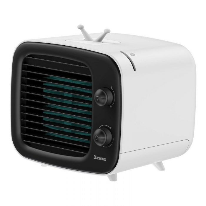 baseus time desktop evaporative cooler black&white - baseus 6953156290211 8