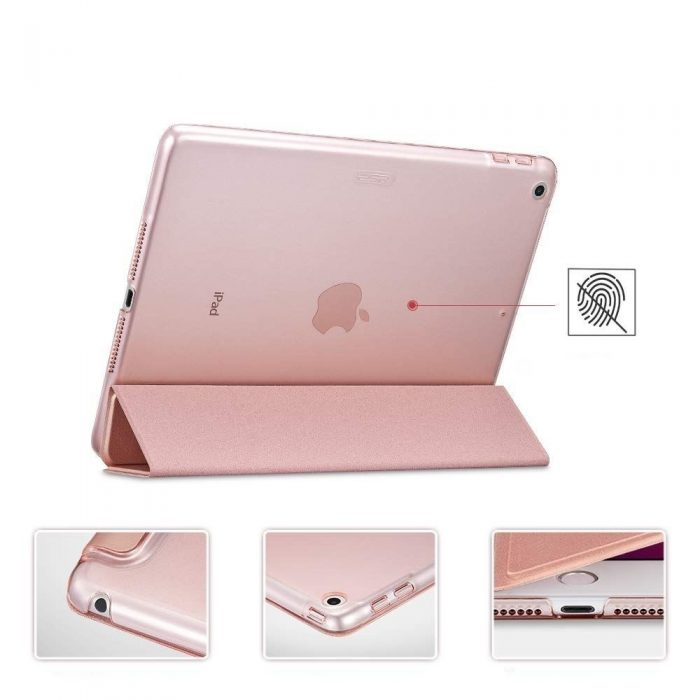 ESR Yippee Apple iPad 10.2 2019 Rose Gold - ESR 4894240096604 4