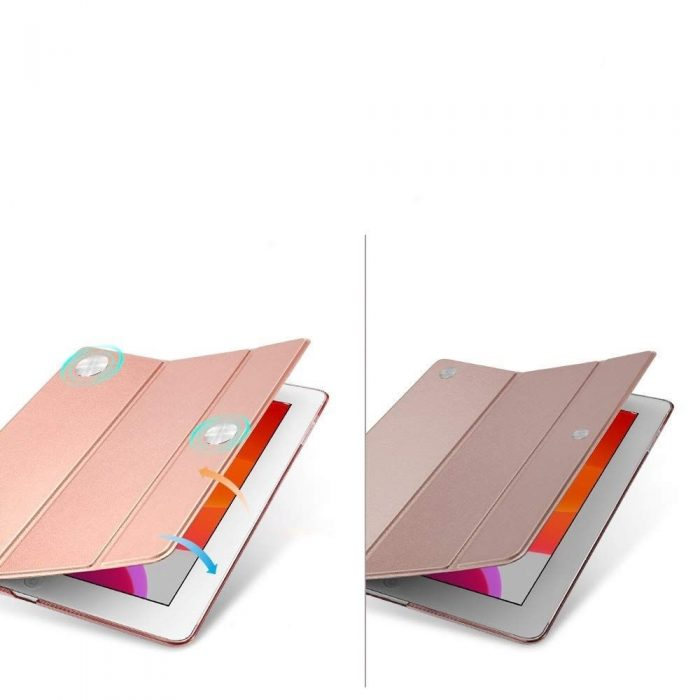 ESR Yippee Apple iPad 10.2 2019 Rose Gold - ESR 4894240096604 5