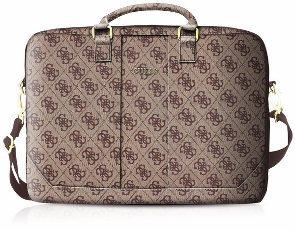 """Guess GUCB154GB 15"""" brown 4G Uptown"""