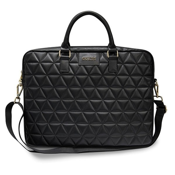 """Guess GUCB15QLBK 15"""" black Quilted"""