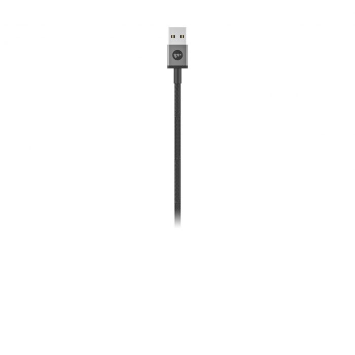 Mophie Lightning - USB-A Cable 1m (black) - Mophie 848467093711 2