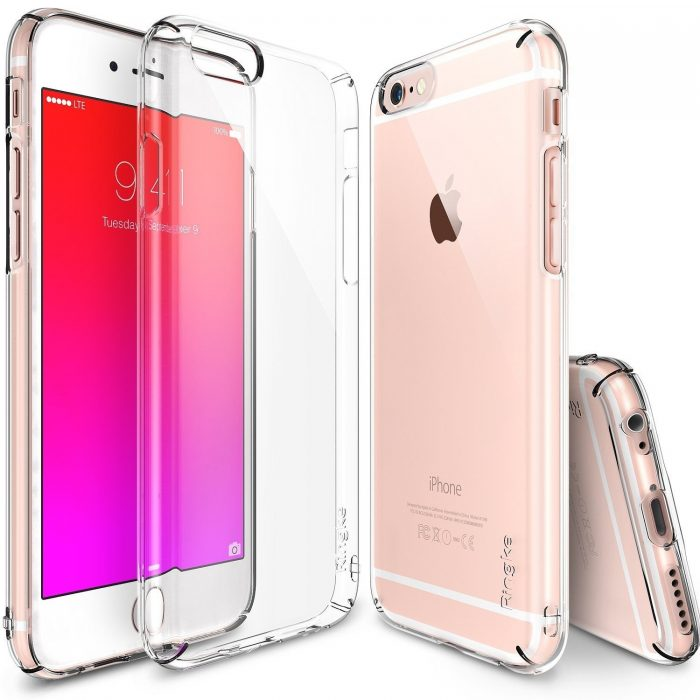 ringke slim apple iphone 6/6s plus crystal - ringke 8809452174268