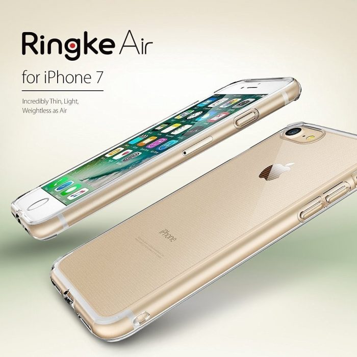 ringke air apple iphone se 2020/8/7 rose gold - ringke 8809512154292 5