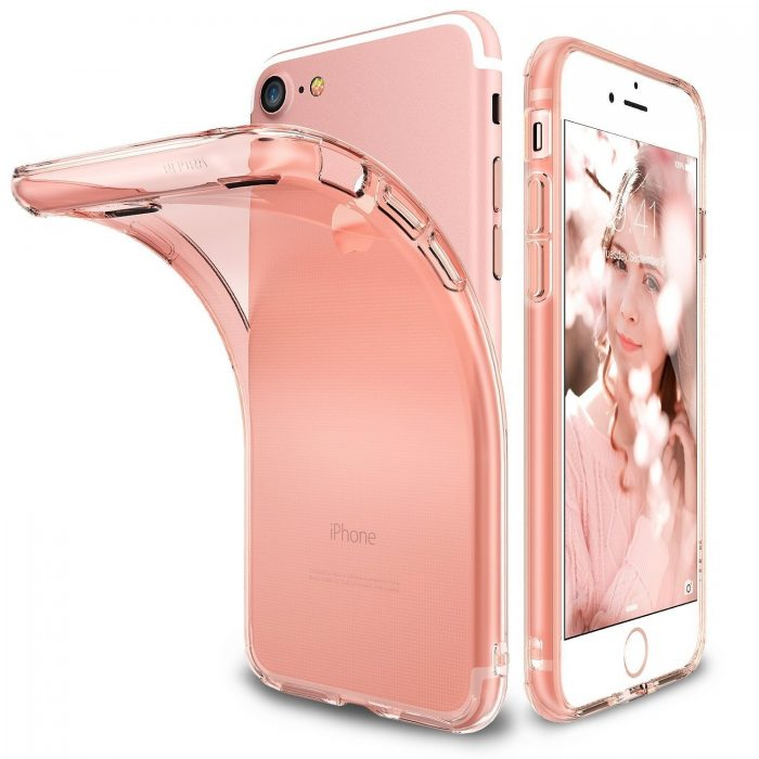 ringke air apple iphone se 2020/8/7 rose gold - ringke 8809512154292