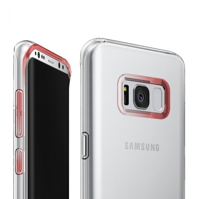 ringke air samsung galaxy s8 plus crystal view - ringke 8809525017768 5 1
