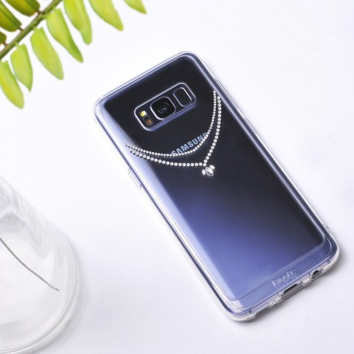 ringke noble crystal necklace galaxy s8 plus - ringke 8809525019922 2 1