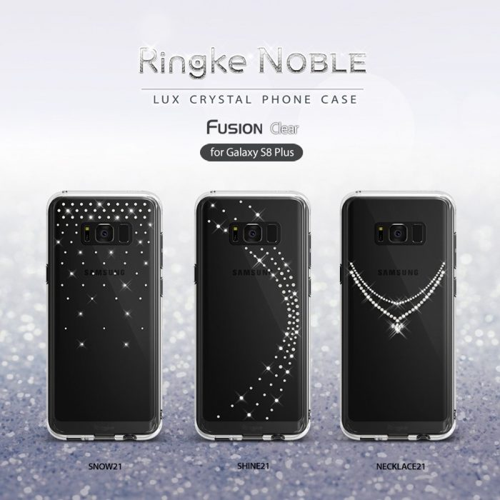 ringke noble crystal shine galaxy s8 plus - ringke 8809525019939 7 1