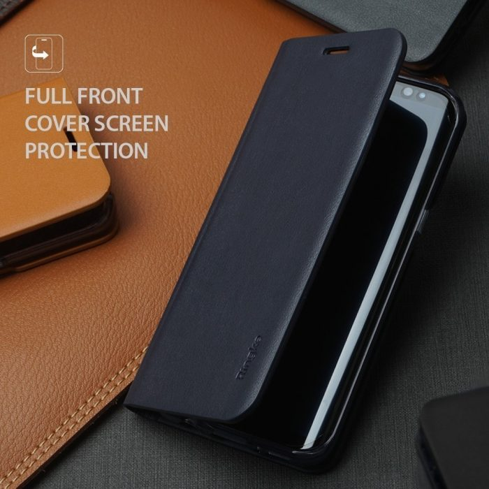ringke wallet fit samsung galaxy s8 plus brown - ringke 8809550342187 3 1