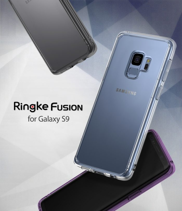 ringke fusion samsung galaxy s9 orchid purple - ringke 8809583847727 1 1