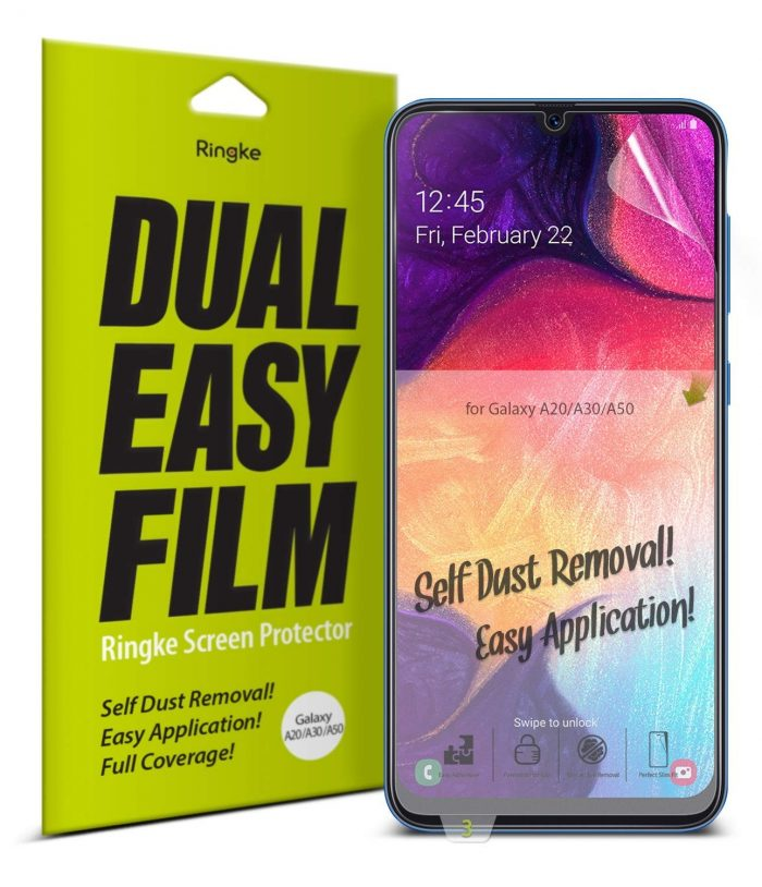 ringke dual easy full cover samsung galaxy a20/a30/a30s/a50/a50s case friendly - ringke 8809659044159 9