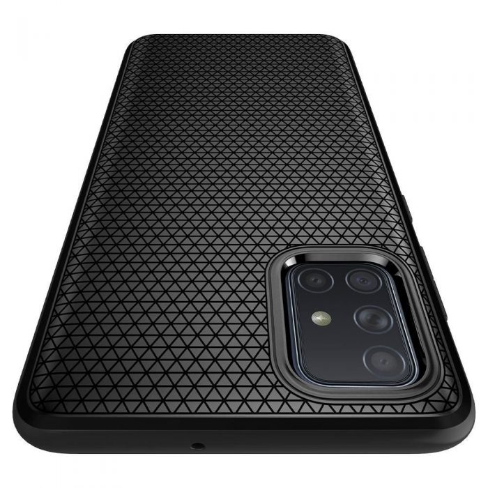 Spigen Liquid Air Samsung Galaxy A51 Black - SPIGEN 8809685624721 2