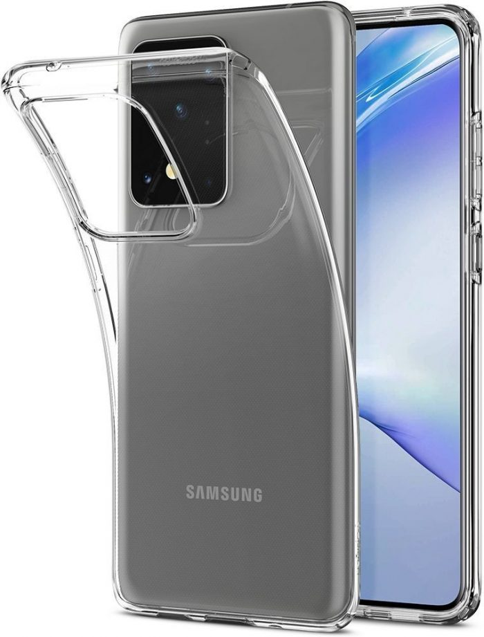 Spigen Liquid Crystal Galaxy S20 Ultra Crystal Clear - SPIGEN 8809685625728