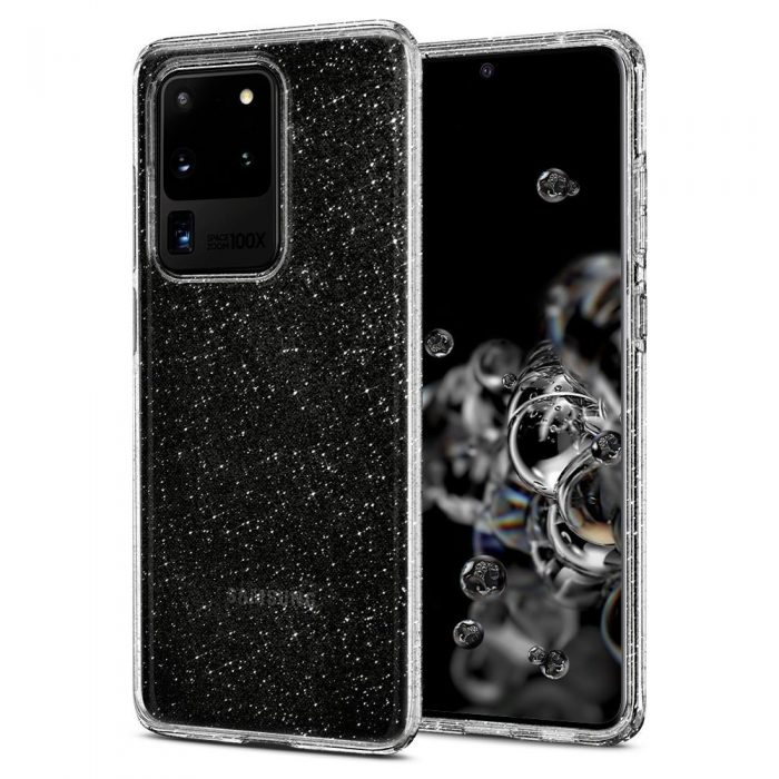Spigen Liquid Crystal Galaxy S20 Ultra Glitter Crystal - SPIGEN 8809685625735 1