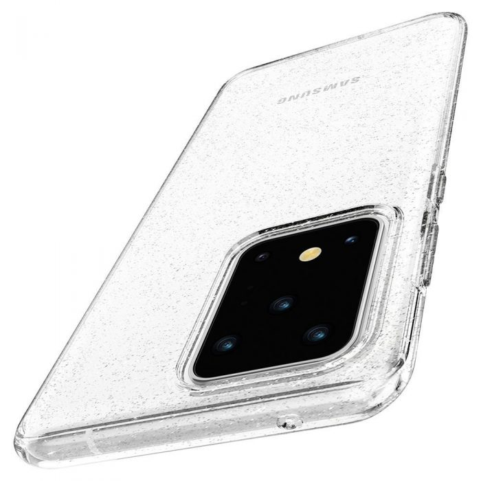 Spigen Liquid Crystal Galaxy S20 Ultra Glitter Crystal - SPIGEN 8809685625735 6