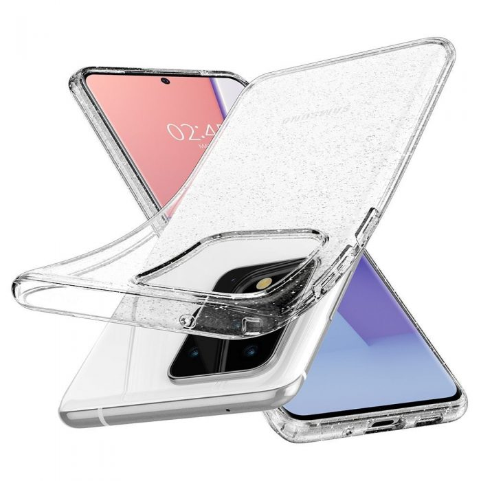 Spigen Liquid Crystal Galaxy S20 Ultra Glitter Crystal - SPIGEN 8809685625735 7