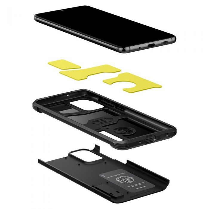 Spigen Tough Armor Galaxy S20+ Plus Black - SPIGEN 8809685626206 6