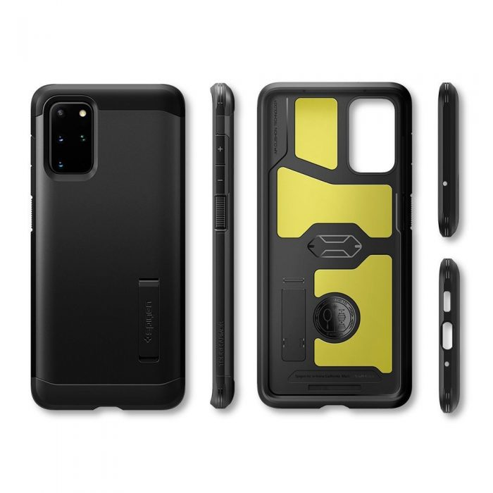 Spigen Tough Armor Galaxy S20+ Plus Black - SPIGEN 8809685626206 8