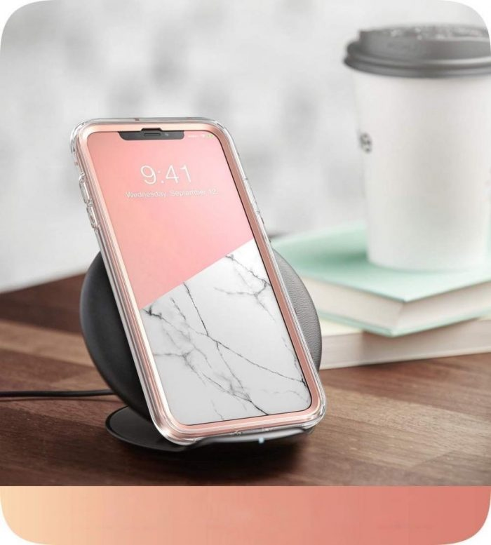 kryt supcase cosmo apple iphone xs max marble - supcase 843439104211 1