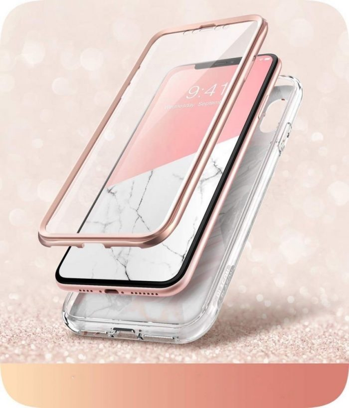 kryt supcase cosmo apple iphone xs max marble - supcase 843439104211 4