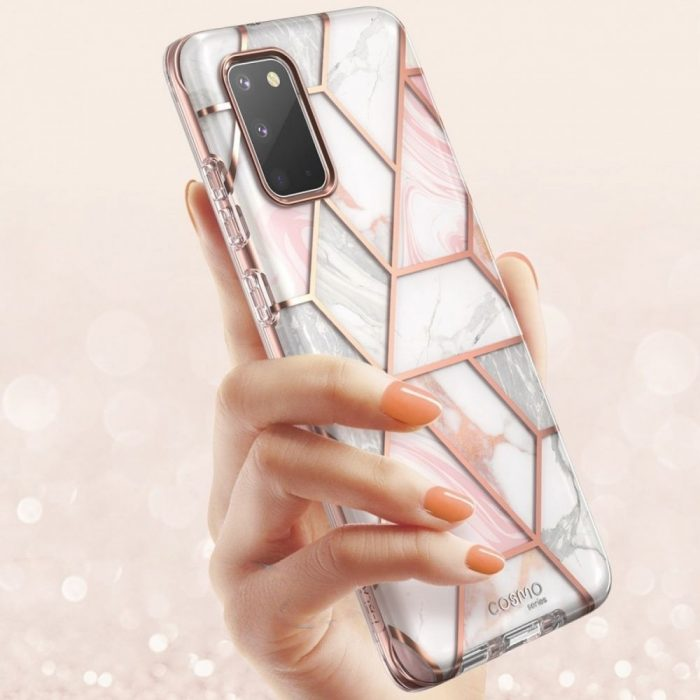 Supcase Cosmo Galaxy S20 Marble - SUPCASE 843439128880 3