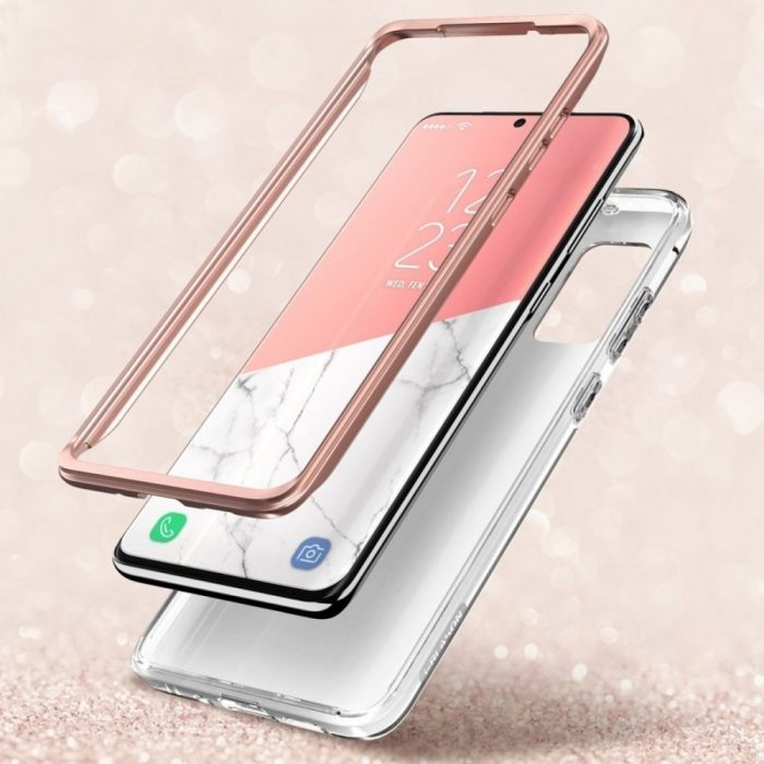 Supcase Cosmo Galaxy S20 Marble - SUPCASE 843439128880 4