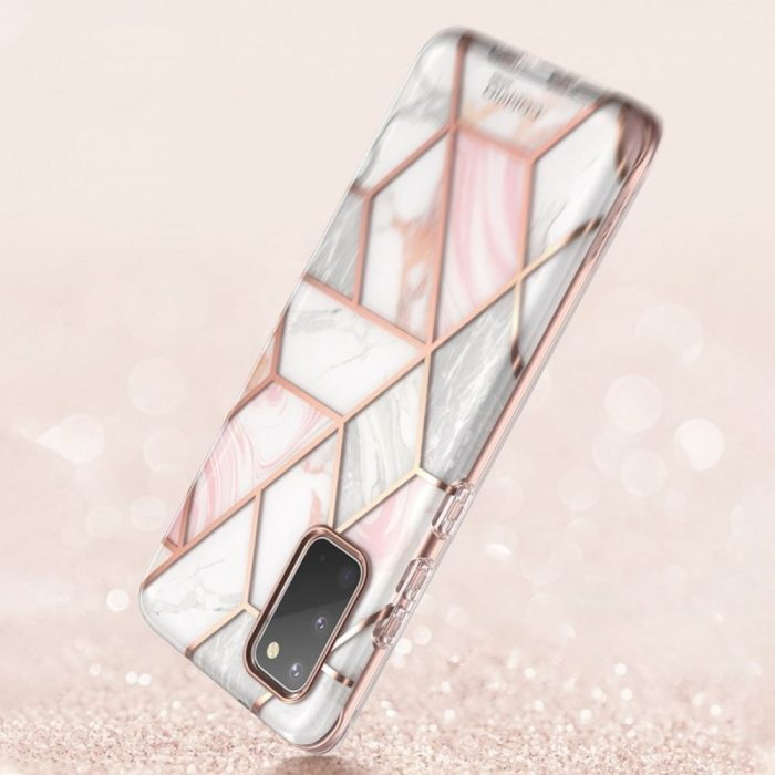 Supcase Cosmo Galaxy S20 Marble - SUPCASE 843439128880 5