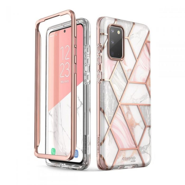 Supcase Cosmo Galaxy S20 Marble - SUPCASE 843439128880