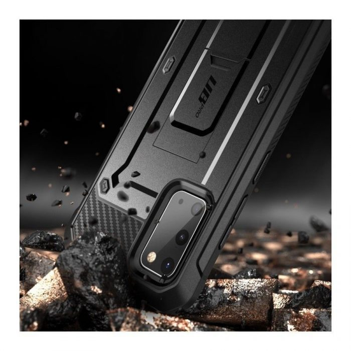 Supcase Unicorn Beetle Pro Galaxy S20 Black - SUPCASE 843439128903 3