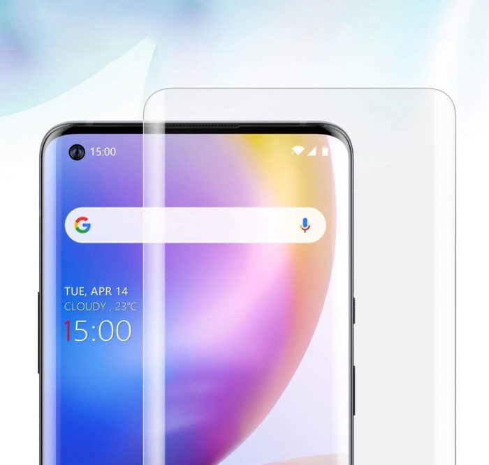T-Max UV Glass Replacement OnePlus 8 Pro - T MAX 5903068635045 2