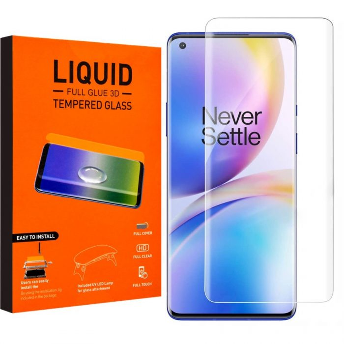 T-Max UV Glass Replacement OnePlus 8 Pro - T MAX 5903068635045