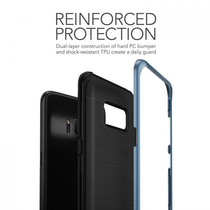 vrs design high pro shield galaxy s8 plus blue coral - vrs design 8809477686340 3 1