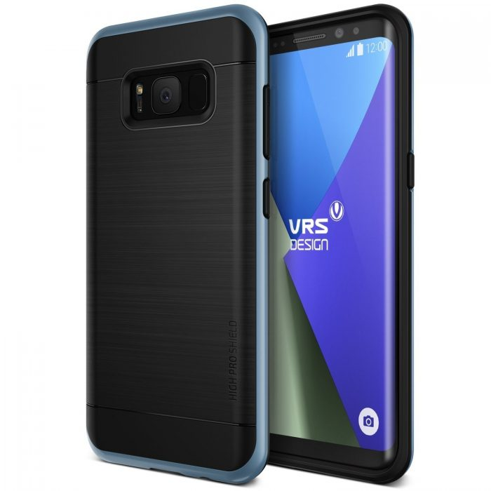vrs design high pro shield galaxy s8 plus blue coral - vrs design 8809477686340 5