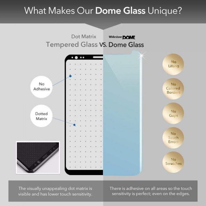 whitestone dome glass samsung galaxy s9 - whitestone dome 8809365402540 3 1