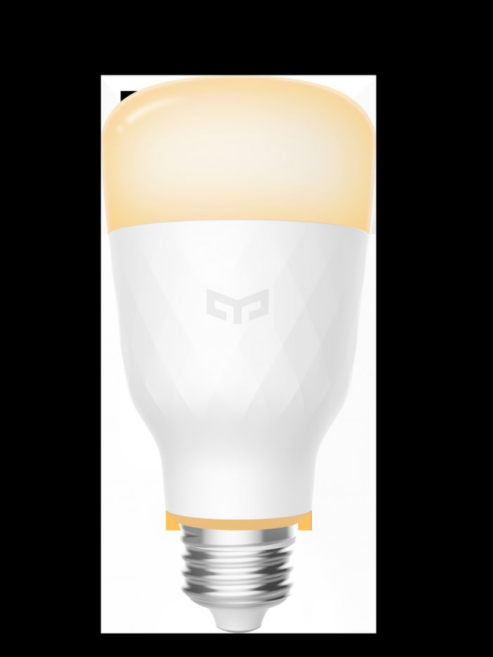 yeelight led light smart bulb 1s dimmable (white) - yeelight 608887786408 1 1