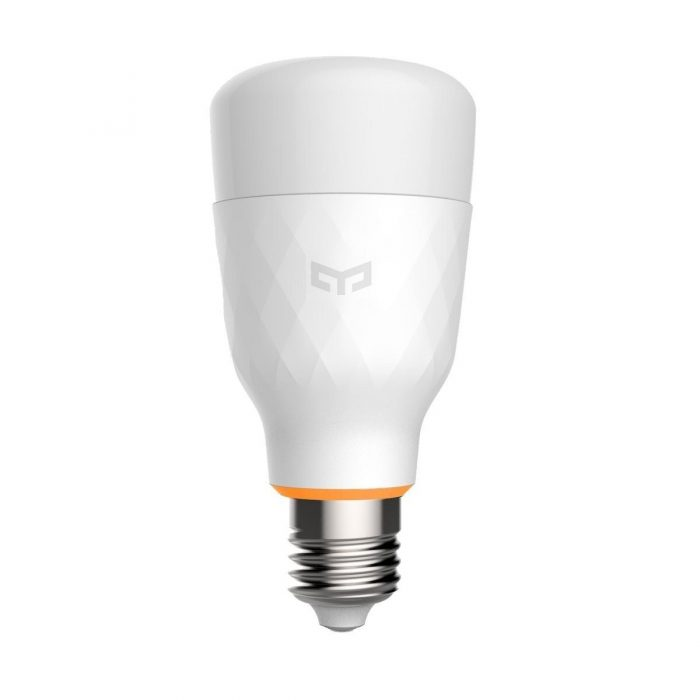 yeelight led light smart bulb 1s dimmable (white) - yeelight 608887786408 2 1