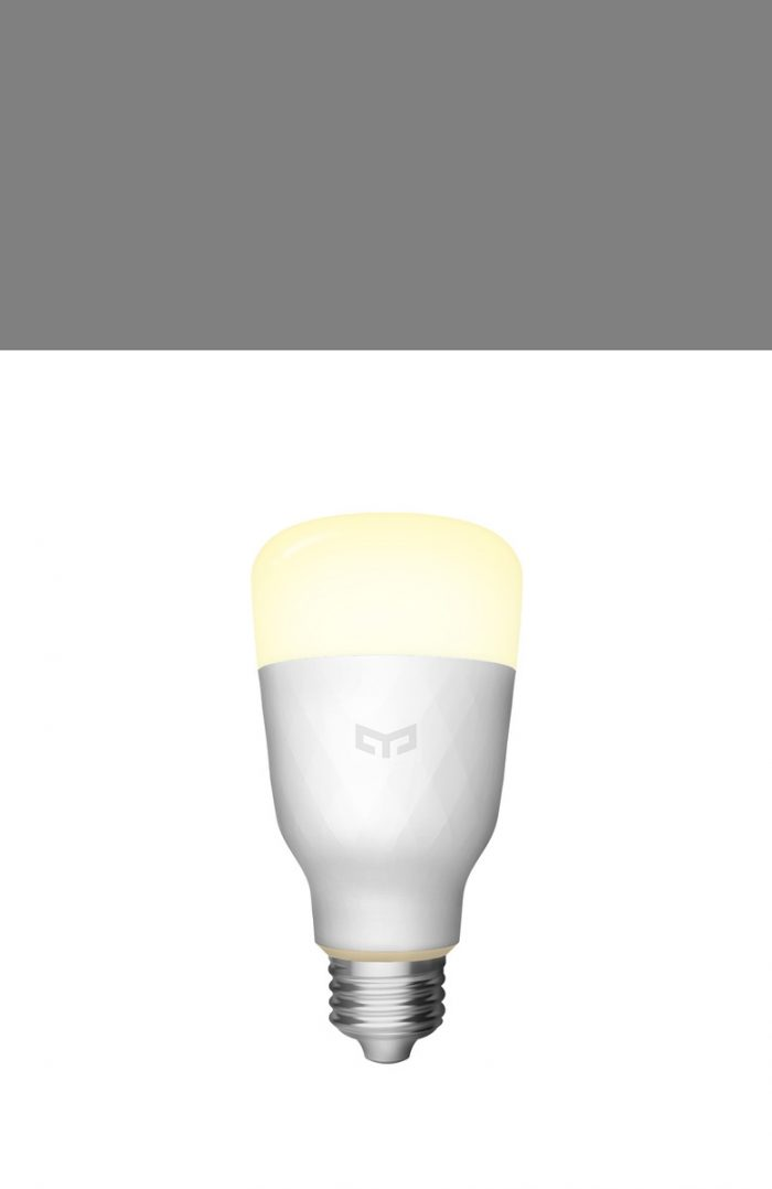 yeelight led light smart bulb 1s dimmable (white) - yeelight 608887786408 3 1