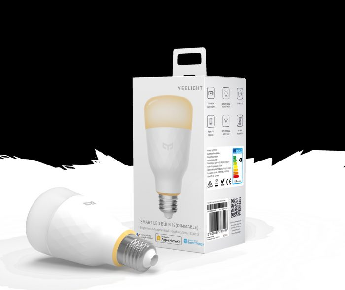 yeelight led light smart bulb 1s dimmable (white) - yeelight 608887786408 5