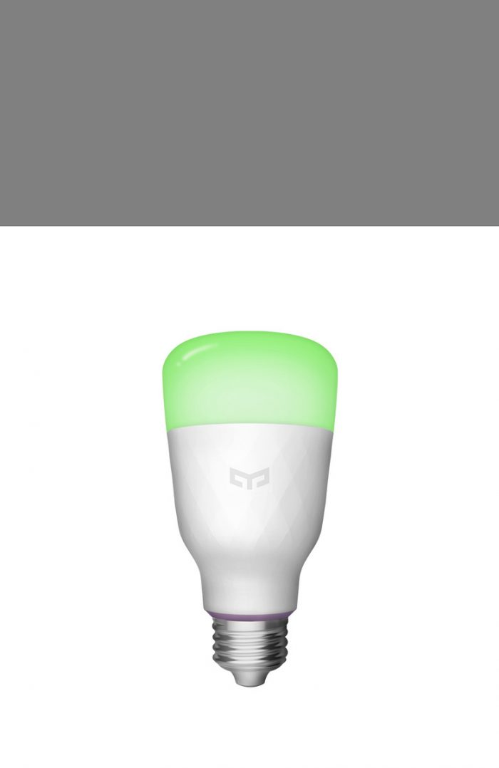 yeelight led light smart bulb 1s rgb (color) - yeelight 608887786446 3 1