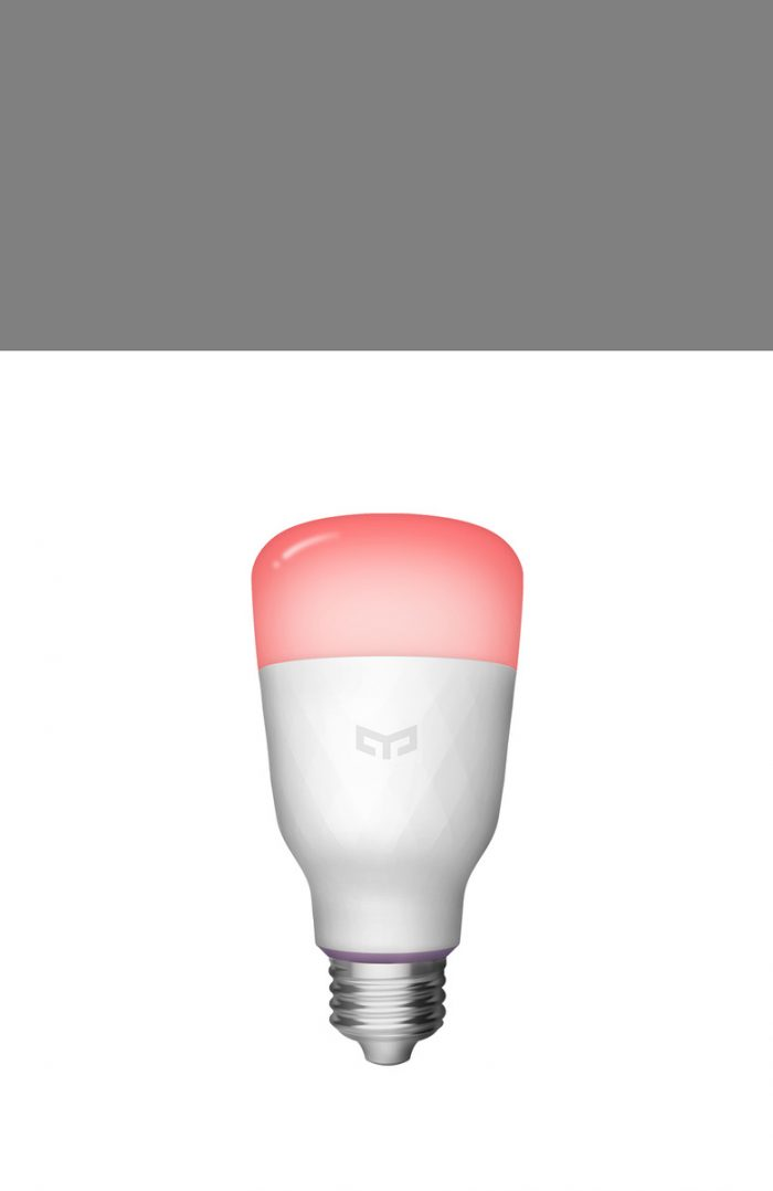 yeelight led light smart bulb 1s rgb (color) - yeelight 608887786446 4 1