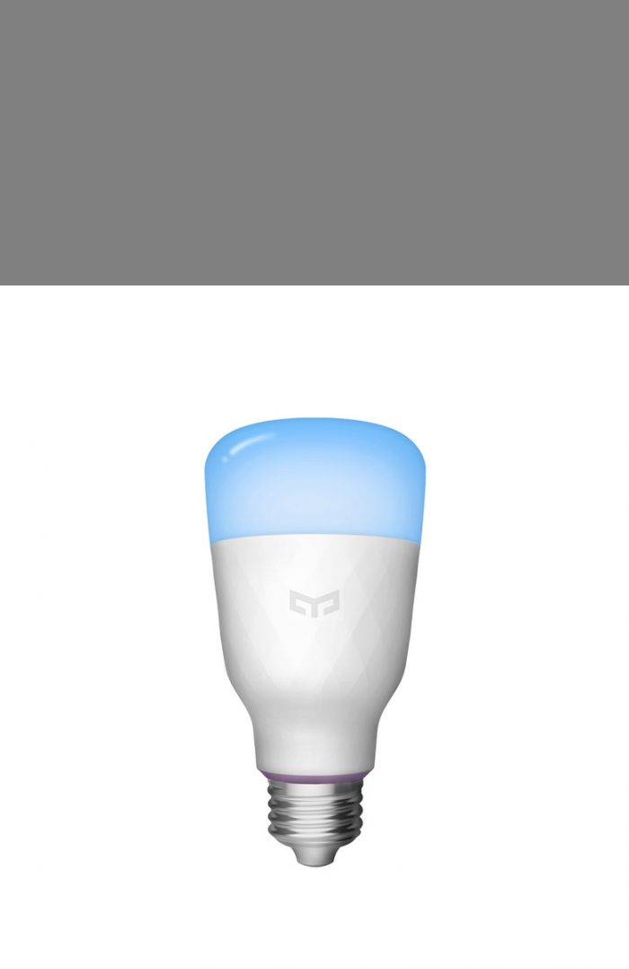 yeelight led light smart bulb 1s rgb (color) - yeelight 608887786446 5 1