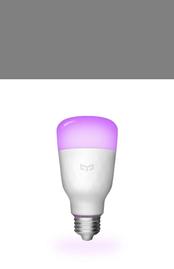 yeelight led light smart bulb 1s rgb (color) - yeelight 608887786446 6 1